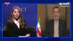 سکوت عجیب احمدی نژاد وقتی که مجری برنامه از واژه جعلی خلیج عربی استفاده می کند!