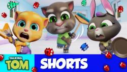 انیمیشن تام گربه سخنگو فصل ۲ قسمت ۱۹ : اشکالات کوچک تند و زننده