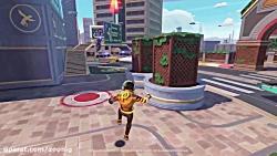 تریلر نسخه پلی استیشن 4 بازی Knockout City
