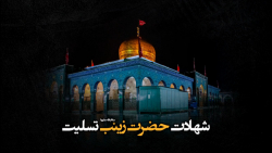 شهادت حضرت زینب سلام الله علیها تسلیت