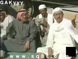آقای عرب از ترس مار غش م...
