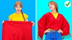 ایده هایی خلاقانه برای لباسهای زمستونی