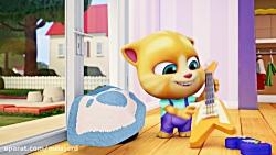 برنامه کودک جدید - تام سخنگو و دوستان - اشکالات کوچک ناخوشایند