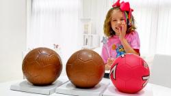 برنامه کودک - مکس و کتی نمی توانند توپ های بزرگ شکلاتی را با هم تقسیمکنند