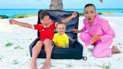 سنیا و نیکی می خواهند به تعطیلات بروند