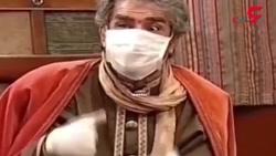 پیش بینی کرونا توسط مهر...