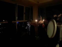 گروه موسیقی ترحیم 09126173461  اجرای مراسم شام غریبان/مداحی با نی و دف