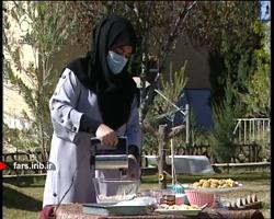 "آموزش پخت "" کوکی صدفی "" - شیراز"