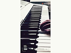 #زیبا_پیانو