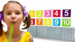 برنامه کودک - مکس و کتی با بلوک های رنگی بازی می کنند