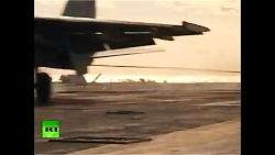 آموزش های خلبانی جنگنده در روسیه