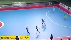 ایران 1-0 تایلند؛ صعود ایران به فینال فوتسال بانوان