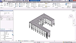 Learning Revit Structure 2015 Training Video