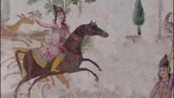 شکارگاه؛ تفرجگاه مردمان و پادشاهان در حمام علی قلی آقا
