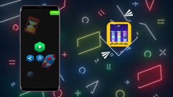 ویدیوشات بازی پازل حباب های رنگی؛ چالش رنگها
