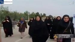 پیاده روی بانوان به مناسبت هفته سلامت بانوان در دامغان
