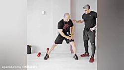 تقویت عضلات زانوهای آس...