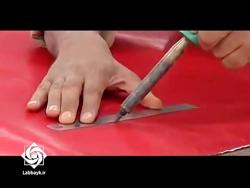 ویدئوی زیبای آماده سازی پرچم مشکی گنبد سیدالشهدا(ع)