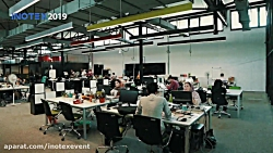 کارخانه نوآوری آزادی اینوتکس 2019