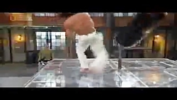 ضربات رزمی موی تای،کاراته؛تکواندو و کاپوئرا