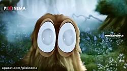 انیمیشن کوتاه قارچ هیالو (Mushroom Monster)