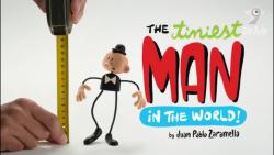 تریلر انیمیشن سریالی کوچکترین مرد جهان   وایرال وان