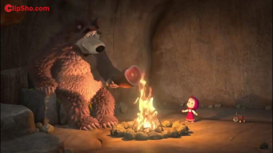 انیمیشن ماشا و آقا خرسه / کارتون ماشا و خرس / ماشا و میشا