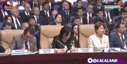 سخنان رییس فرهنگستان شاهنشاه کوروش بزرگ در تاجیکستان