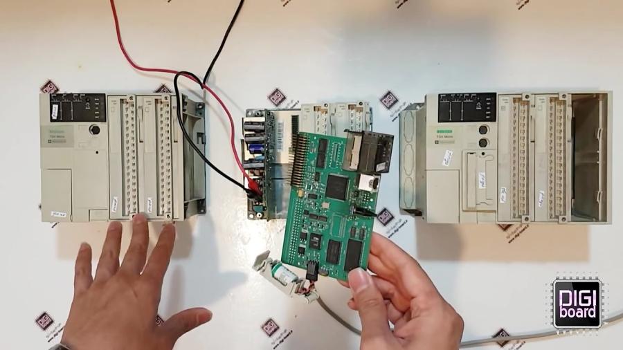 تعمیر انواع پی ال سی PLC
