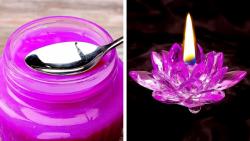 باور نخواهید کرد که اینها فقط شمع هستند!