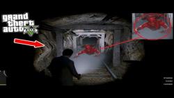 راز های ترسناک عجیب بازی GTA V (راز جی تی ای)