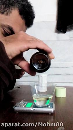 ساخته اشیاع با رزین اپوکسی(1)