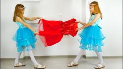 چالش لباس پرنسسی