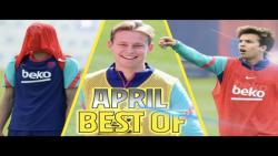 بهترین حرکات بازیکنان در ماه آوریل ( فروردین و اردیبهشت )