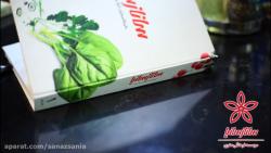 کتاب های آشپزی سانازسانیا