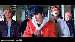 رقص BTS با آهنگ ایرانی