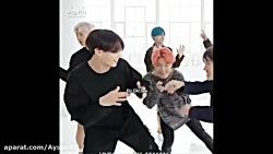 رقص BTS با آهنگ عربی(پیشنهادی)