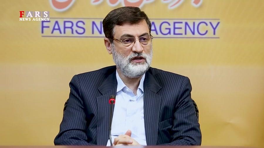 قاضیزاده: رقیبم در انتخابات «رضاخان» است