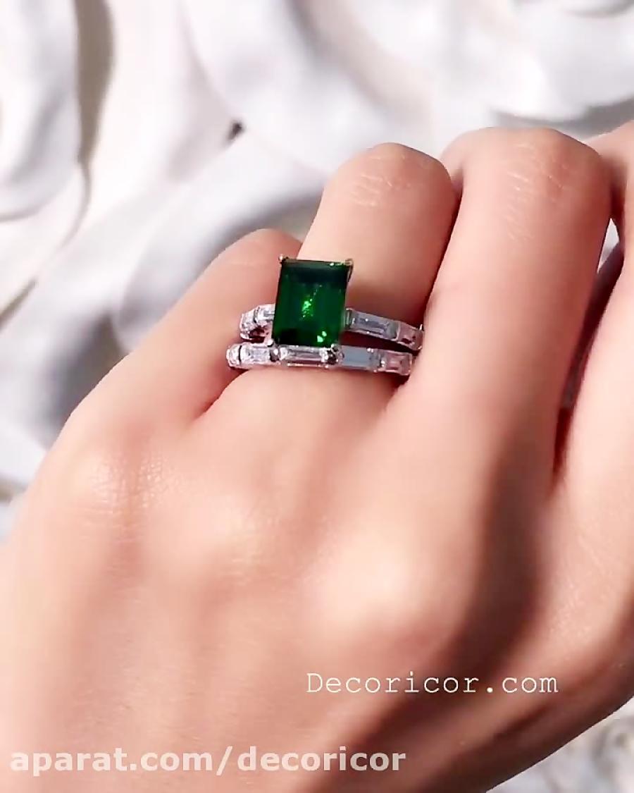 چرا سنگ زمرد را برای جواهرات خود انتخاب کنیم؟
