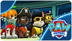 هاپوها در مقابل کشتی دزدان دریایی - انیمیشن سگهای نگهبان دوبله فارسی