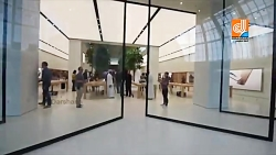 بازگشایی اپل استور دوبی