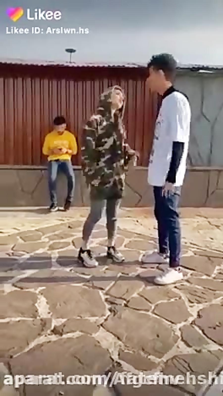 کلیپ/ نیکا/ ارسلان / ممد