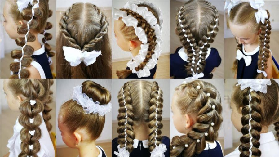آموزش 10 مدل موی دخترونه