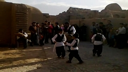 رقص سنتی کرمانی در ارگ بم