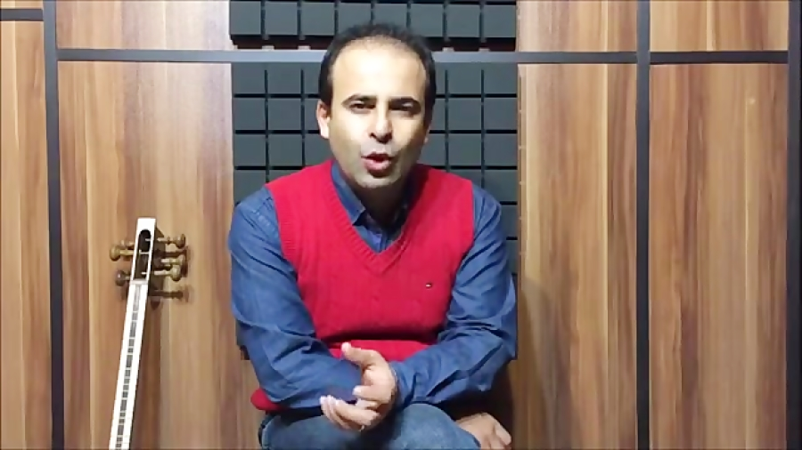 فیلم آموزش بخش ۵ پایه ی صوتی موسیقی ایرانی بنیادهای نوازندگی تار محمدرضا لطفی نیما فریدونی