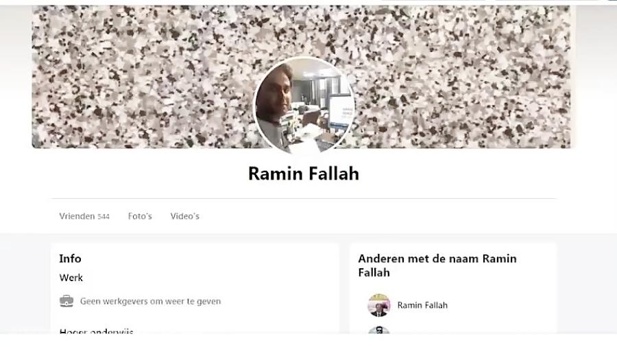 Ramin Fallah The association was renamed