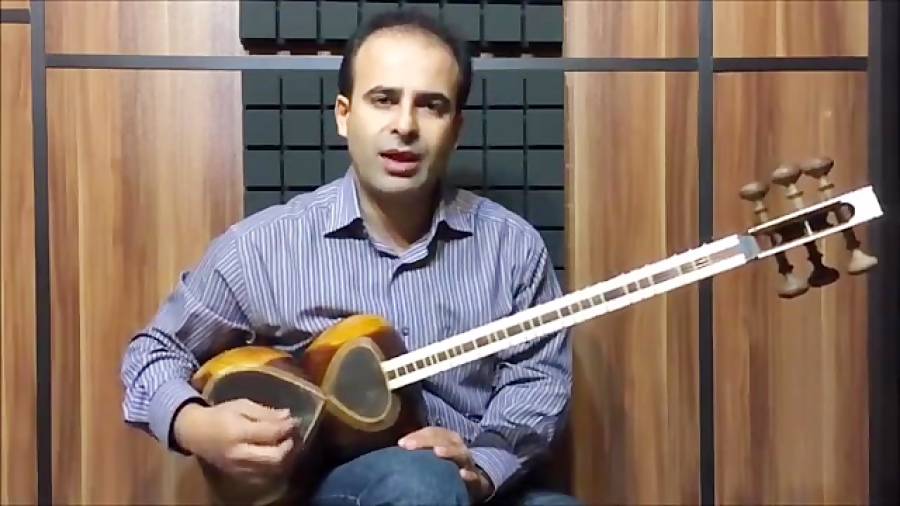 فیلم آموزش بخش ۵۲ تک ریز بنیادهای نوازندگی تار محمدرضا لطفی نیما فریدونی
