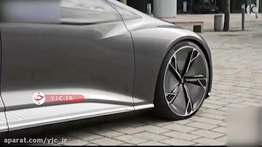رونمایی آئودی از خودرویی حیرت انگیز