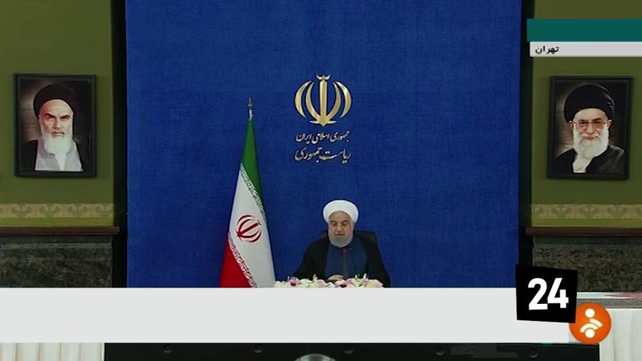 روحانی: خدا نیامرزد آنهایی که به مراکز دیپلماتیک حمله کردند