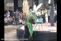 وداع با علی اصغر (علی لا لا) عالی از حسن برکتی پور (94)